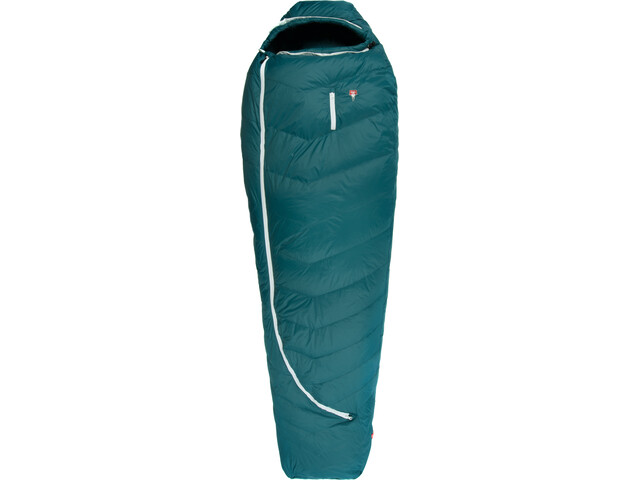 Grüezi-Bag Biopod DownWool Subzero 200 Slaapzak, pine green